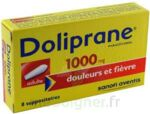 DOLIPRANE ADULTES 1000 mg, suppositoire à Le Taillan-Médoc