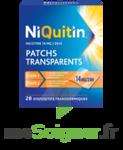 NIQUITIN 14 mg/24 heures, dispositif transdermique à Le Taillan-Médoc