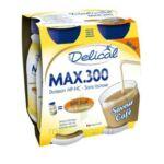 DELICAL MAX 300 SANS LACTOSE, 300 ml x 4 à Le Taillan-Médoc