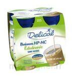 DELICAL BOISSON HP HC EDULCOREE, 200 ml x 4 à Le Taillan-Médoc