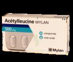 ACETYLLEUCINE MYLAN 500 mg, comprimé à Le Taillan-Médoc