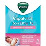 VICKS VAPOPATCH ENFANTS à Le Taillan-Médoc
